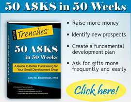 50 Asks in 50 Weeks - Click here!