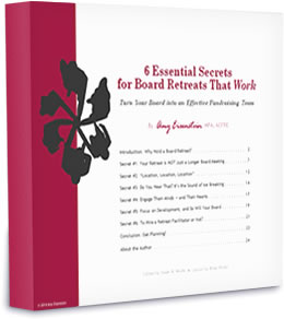 FREE eBook: 6 Essential Secrets for Board Retreats That Work