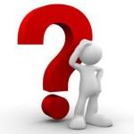 Question Mark Scratching Head