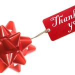 Thank You Donor Gifts