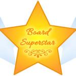 Board superstar