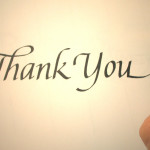 Encourage repeat donations with board gratitude