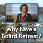 Board Retreat Facilitator Amy Eisenstein
