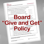 Board Give and Get Policy