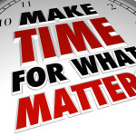 What's Stopping You from Raising Major Gifts? Part 4: No Time
