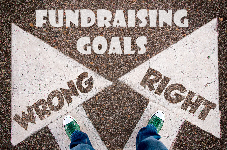 WRONG When You Set Your Fundraising Goals?
